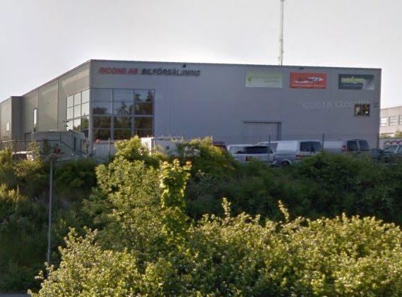 Industrifastighet 2 - Vallentuna